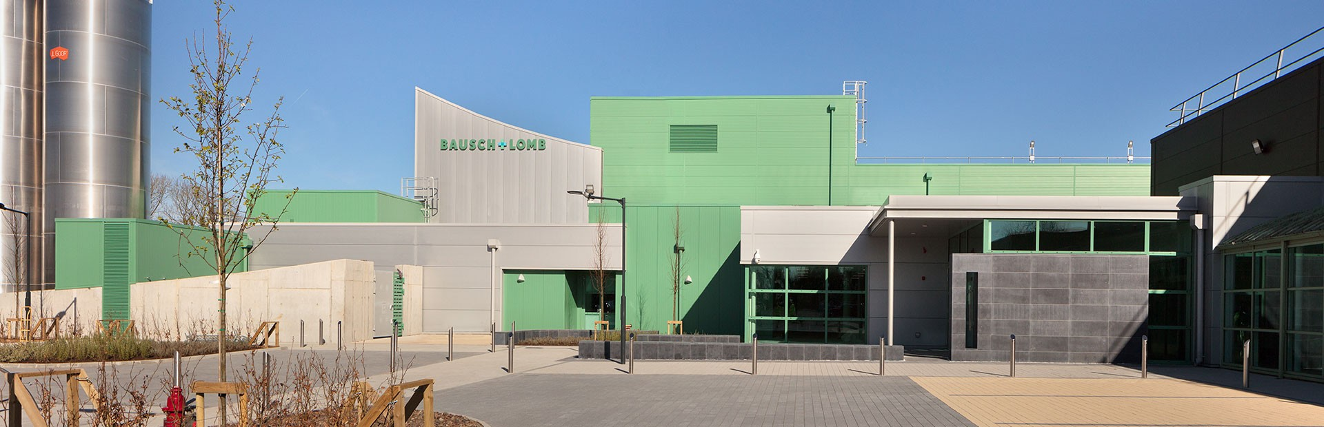 Bausch + Lomb Ireland - Industrial / Pharmaceutical Construction
