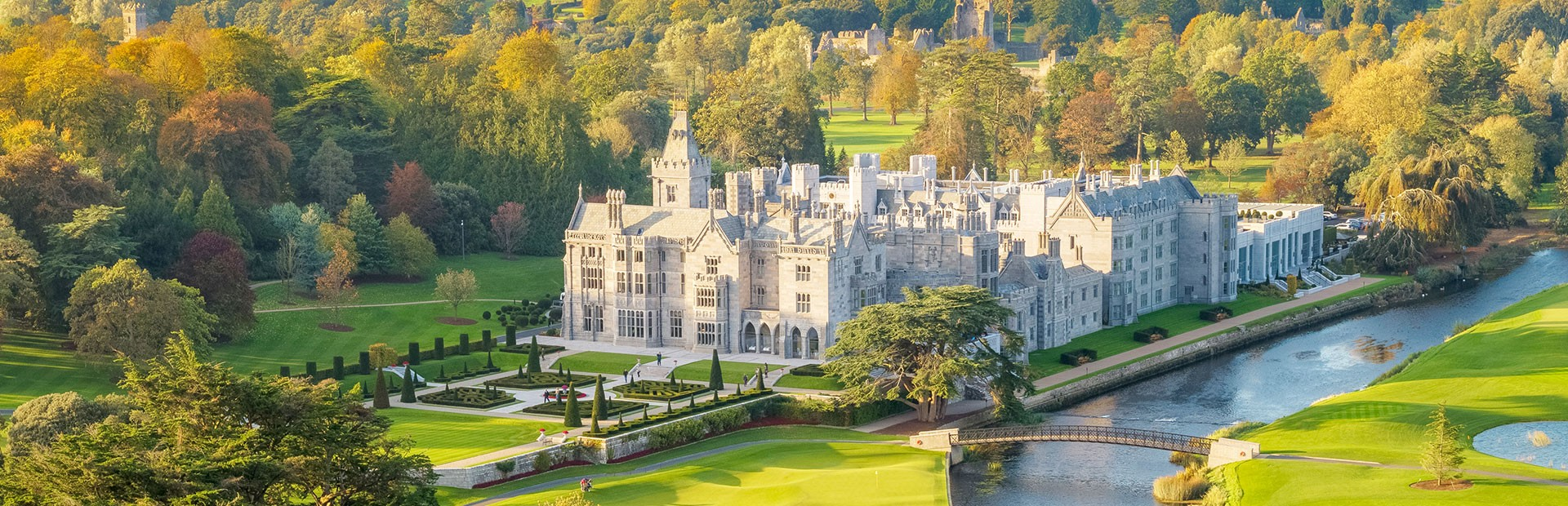 Adare Manor - Tourism & Leisure Construction
